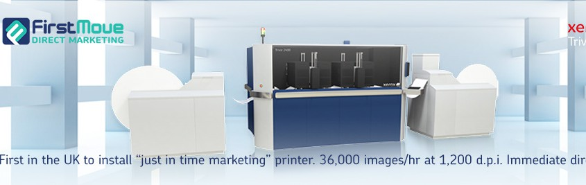 Xerox Trivor 2400 Inkjet Press