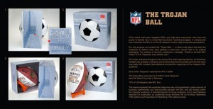NFL - Outrageous Direct Mail Campaigns